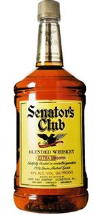 Senator's Club Blended Whiskey 1.75l